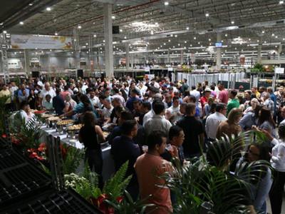 19º. Veiling Market indica boas expectativas  para o mercado de flores e plantas em 2019