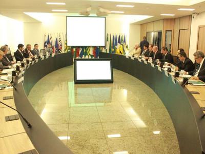 O Ibraflor participou da 20º reunião                      do Conselho Agro em Brasília DF