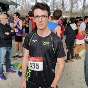 Championnats de cross  ¼ finale à Alès : des pointes, de la boue et des épingles de sureté
