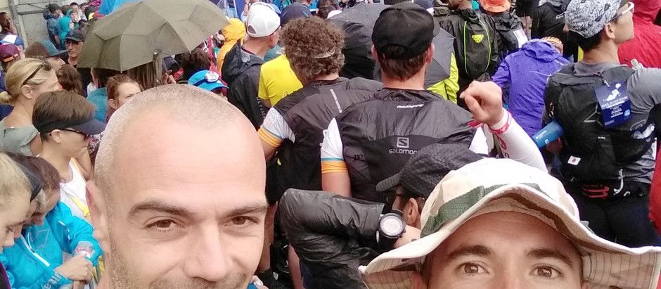 Ultra Trail du Mont Blanc (UTMB) 2019