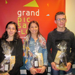 Prix du challenge du Pic Saint -Loup.