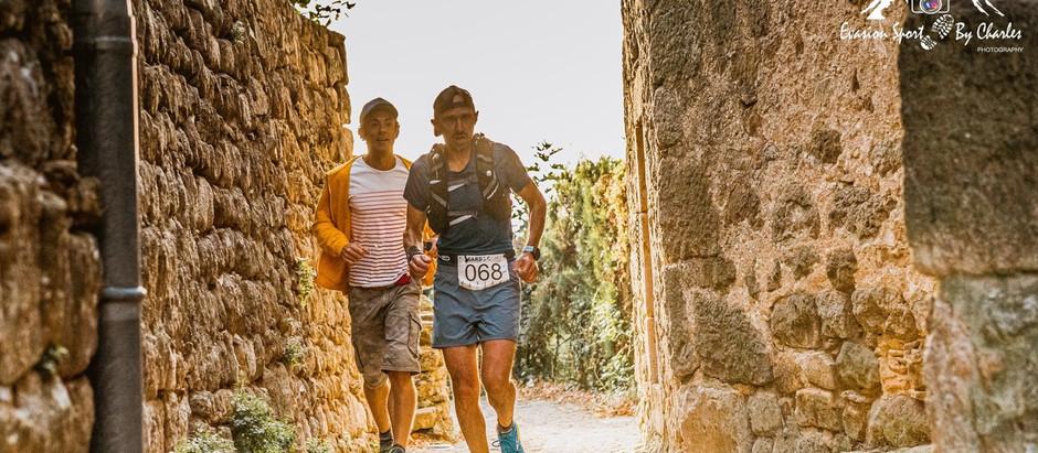 Le Grand trail cévenole - Anduze