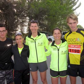 Semi Marathon des vendanges de Teyran
