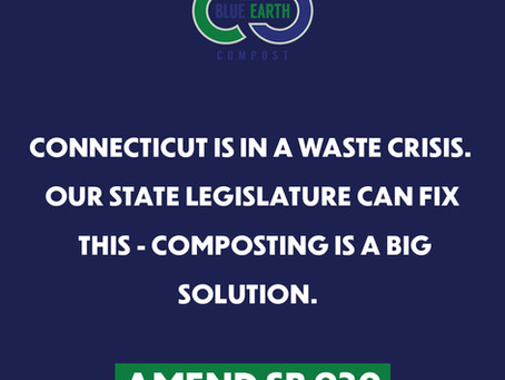 AMEND AND PASS SB 930 – Help fix Connecticut's Waste Crisis!