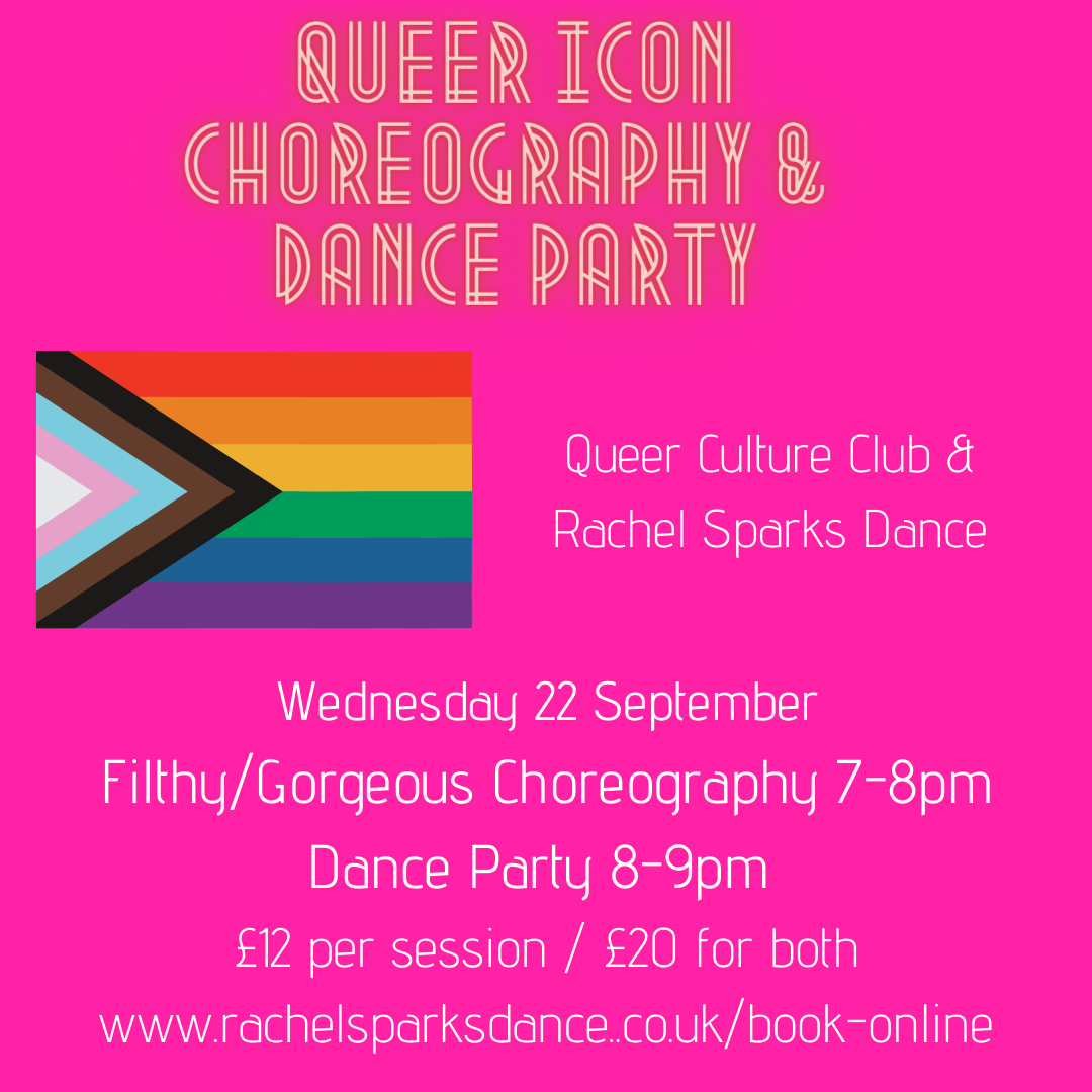 *NEW* Queer Icon Choreography
