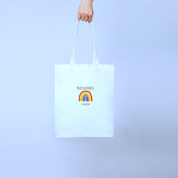 White Your Queerness Tote bag