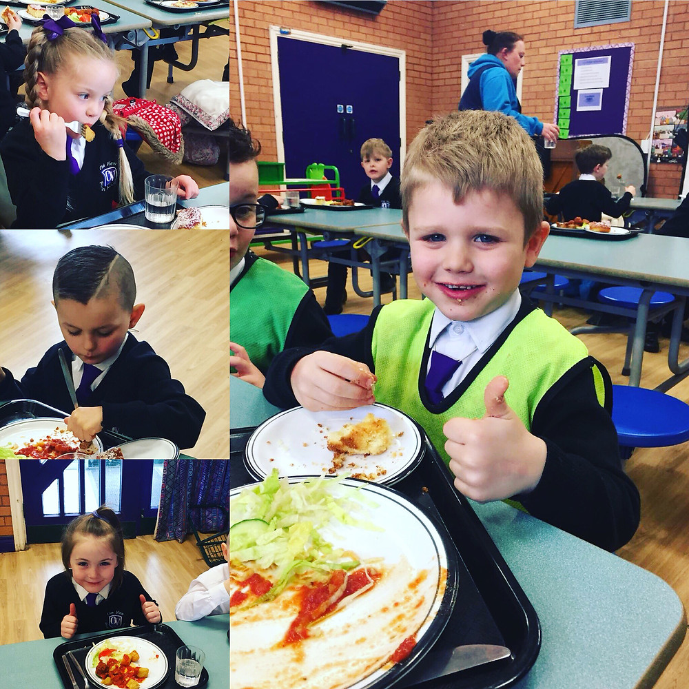 Spanish Week at Oakview Academy Marquarts School Catering