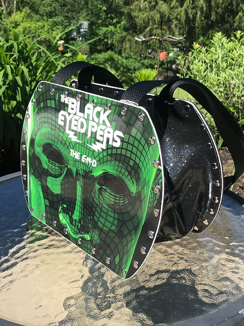 Black Eyed Peas - The End vinyl record purse