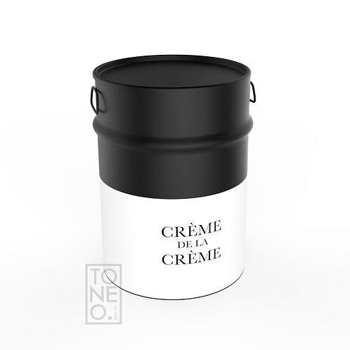 Crème de la crème (Preto Fosco) - 50L