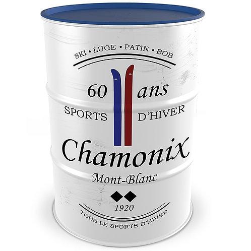 Chamonix - Tonel 200L