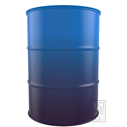 Deep Blue - Tonel 200L - Azul Fosco