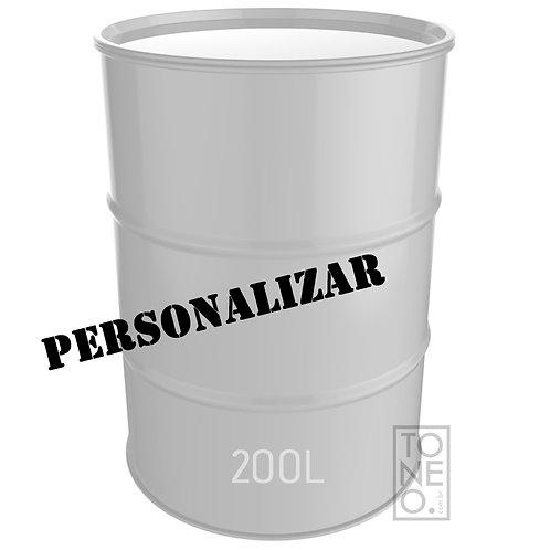 Personalizado 200L