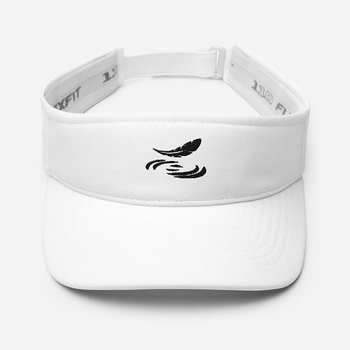 Visor | Flexfit 8110 White