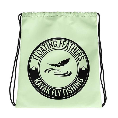 Drawstring bag Seafoam Green