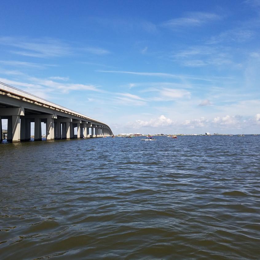 The Bridge at Grand Isle