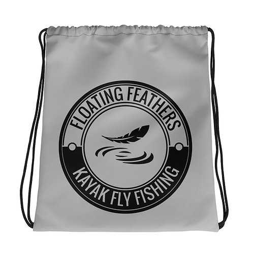 Drawstring bag Gray