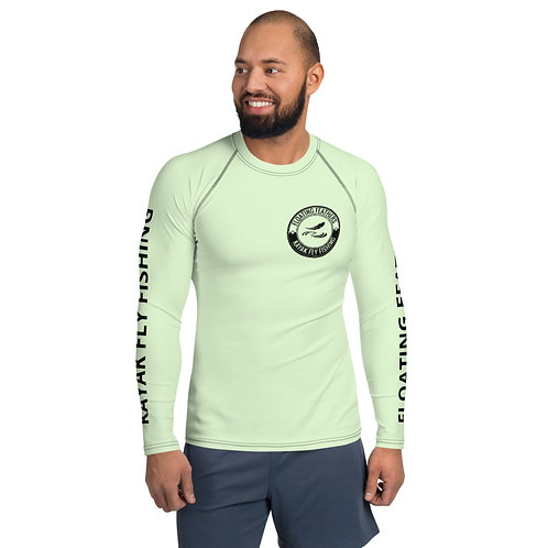 Men's Rash Guard Seafoam Green
