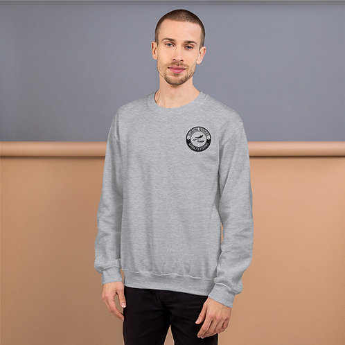 Unisex Sweatshirt with Logo