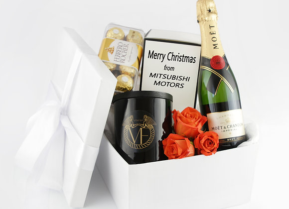 Luxury Hamper - Customised Label
