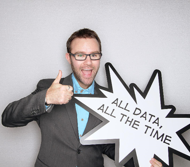 Wesley Magee at Tableau Conference 2014 TC14