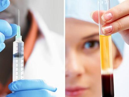 Platelet Rich Plasma (PRP) Injection