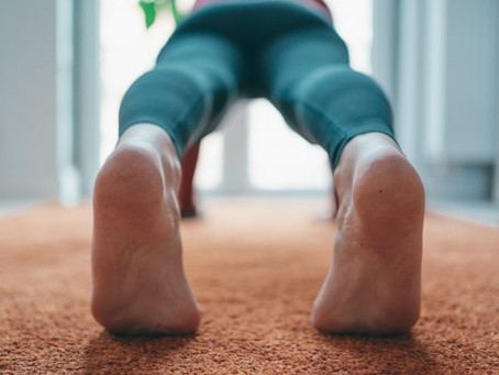 Guest article - the 5 most common mistakes made by heel pain sufferers