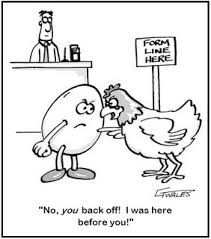 Plantar Fasciitis or Heel Spur? The Chicken or The Egg?