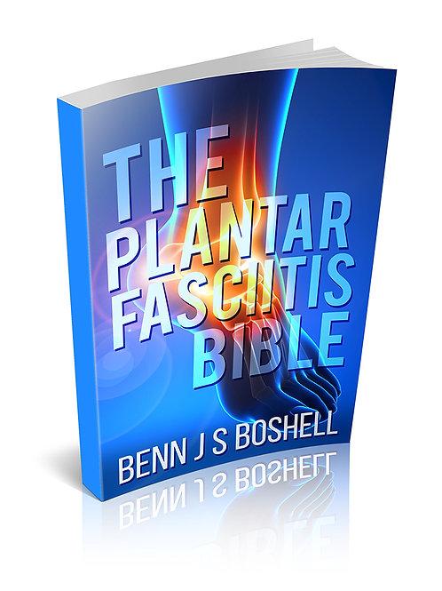 The Plantar Fasciitis Bible Paperback