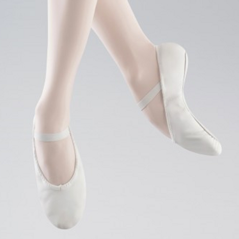 Boys Ballet Shoes (White or Black)