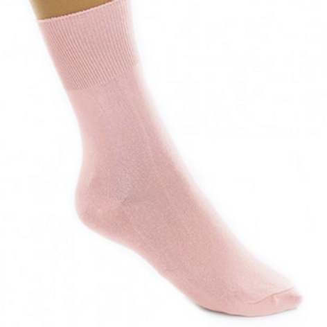 Girls Pink Socks