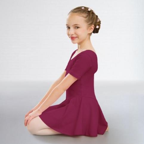 Girls Leotard Dress