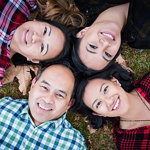 Barrios Family Portrait Session