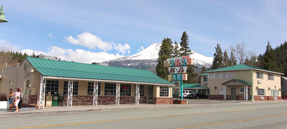 Hi-Lo Motel, Café & RV Park