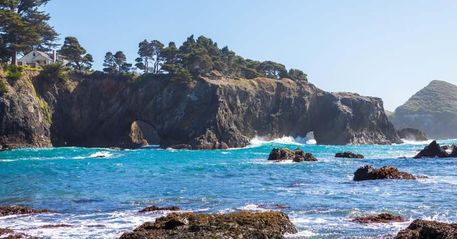 Mendocino County Coastal Portfolio