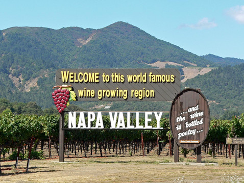 Napa Hotel Revenue on the Rise