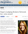 Lodging Brokers Network Back in the News