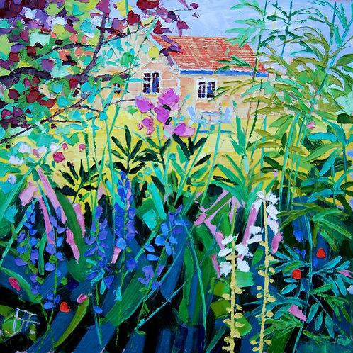CARD - Sally's Garden