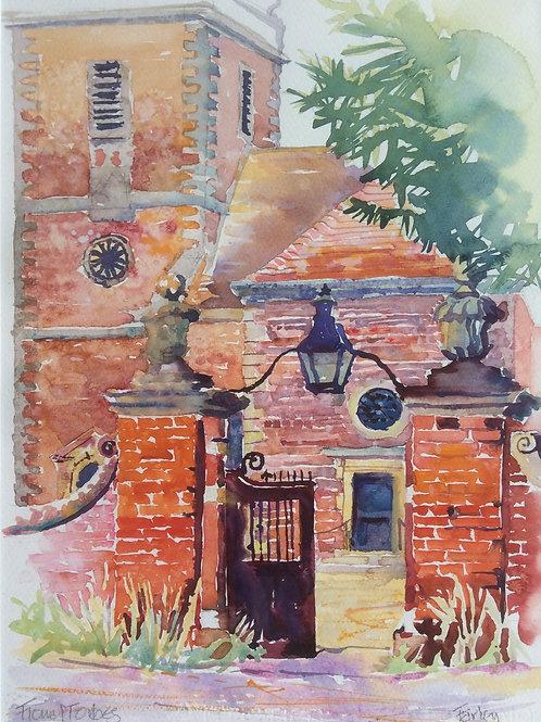 CARD - Farley Church