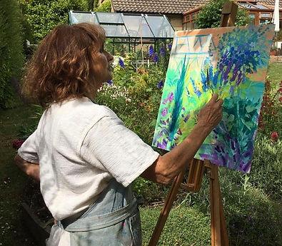 Fiona Painting.JPG
