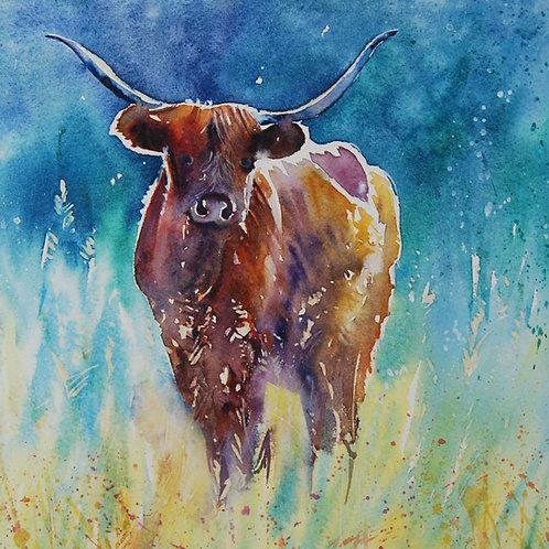 CARD - Holy Cow