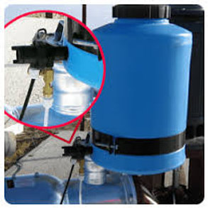 AUTOMATIC TURBINE WELL OIL DRIPPER