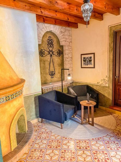 Hotel Santo Cuervo Habitacion Cielito Li