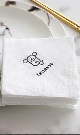 Napkin Tissue Paper 2 Ply 1 Carton