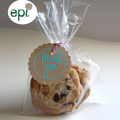 Degradable EPI TDPA plastic bag for food, bread and package bag
