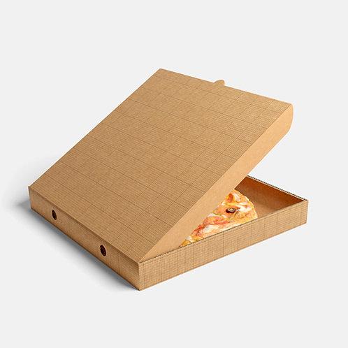 Biodegradable kraft paper pizza box 100pcs