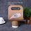 Thumbnail: Biodegradable kraft paper coffee cup holder 100 pcs