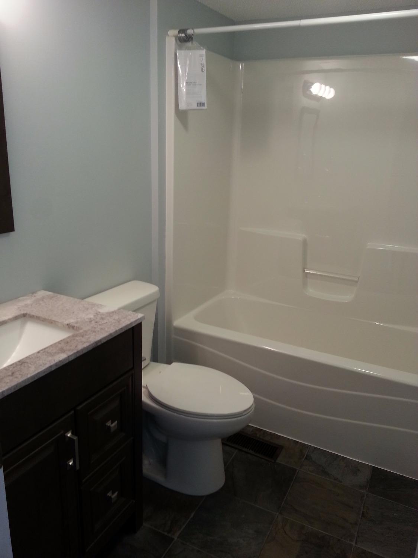 Full Bath - Tub