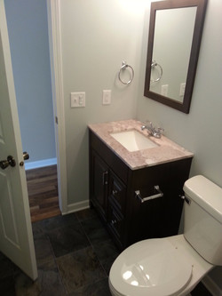 Full Bath - Vanity
