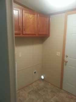 Laundry Room/ Back Entry