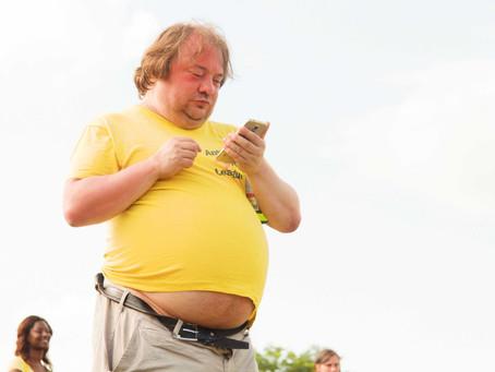 肥満で中性脂肪が上昇、HDLは低下。